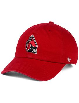 ball-state-cardinals-ncaa-clean-up-cap by general