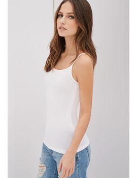 camiseta-tejido-clásico by forever-21