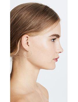 circuit-hoop-earrings by cloverpost