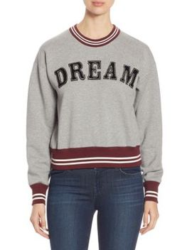 dream-crewneck-cotton-sweatshirt by no-21