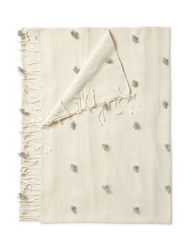 casablanca-tuft-throw by serena-and-lily