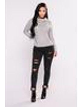 naveah-ankle-jeans---black by fashion-nova