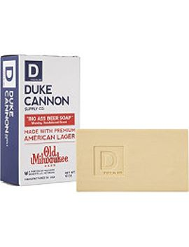 online-only-big-ass-beer-soap by duke-cannon-supply-co