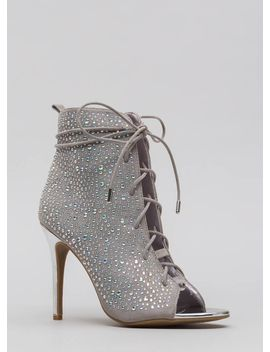 bling-the-heat-jeweled-lace-up-booties by gojane