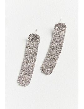 crystal-palace-rhinestone-statement-earring by urban-outfitters