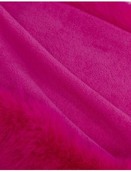 new-look-pink-faux-fur-stole by new-look