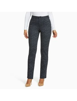 womens-gloria-vanderbilt-amanda-slimming-tapered-ponte-pants by kohls
