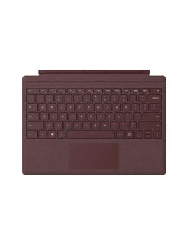 surface-pro-signature-type-cover---burgundy by microsoft
