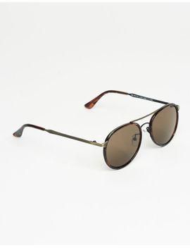 tortoiseshell-sunglasses by pull-&-bear