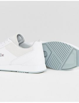 lacoste-trajet-trainers-in-off-white by lacoste