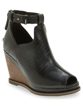 backstage-wedge-bootie by ariat