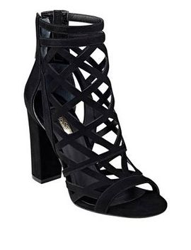 eriel-caged-heels by guess
