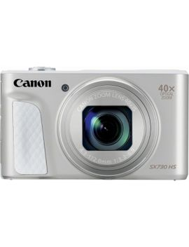 powershot-sx730-hs-203-megapixel-digital-camera---silver by canon