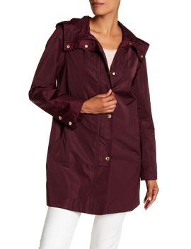 iridescent-packable-raincoat by ellen-tracy