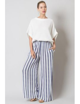 cabana-stripe-wide-leg-pants by shipwreck