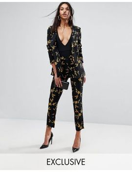 missguided-exclusive-skinny-cigarette-pants by missguided