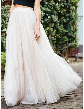 flowy-a-line-patchwork-mesh-womens-maxi-skirt by flowy-a-line-patchwork-mesh-womens-maxi-skirt