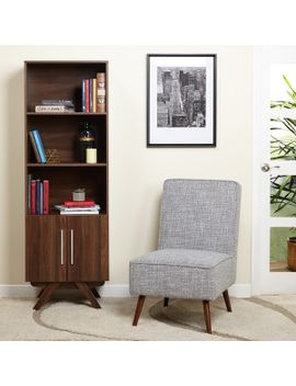 simple-living-ashfield-mid-century-walnut-finish-bookcase by simple-living