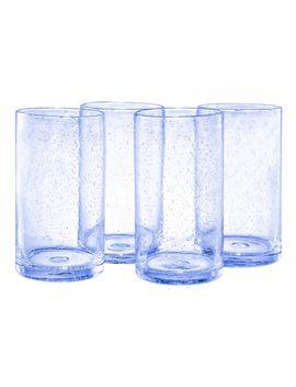 artland-iris-4-pc-highball-glass-set by artland