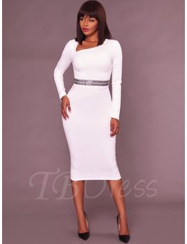 plain-rhinestones-decorated-womens-bodycon-dress by plain-rhinestones-decorated-womens-bodycon-dress