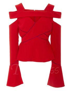 irregular-slash-neck-strapless-womens-blouse by irregular-slash-neck-strapless-womens-blouse