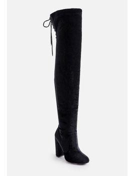 leona-heeled-boot by justfab