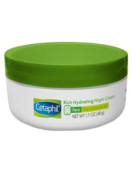 cetaphil-hydrating-night-cream-unscented---17oz by cetaphil
