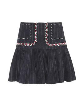 jessie-linen-miniskirt by isabel-marant,-Étoile