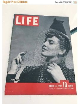 march-1941-life-magazine----oversize-11-x-14-full-of-vintage-goodness by etsy