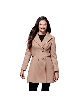 yumi---military-coat-with-zipped-waist by yumi