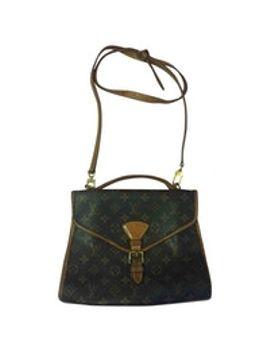 sologne-cloth-satchel by louis-vuitton