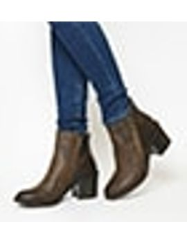 archway-mid-side-zip-boots by office