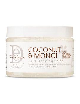 design-essentials-coconut-&-monoi-curl-defining-gelee---12oz by design-essentials