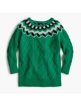 collection-wide-neck-fair-isle-sweater by jcrew