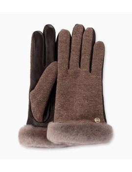 shorty-smart-fabric-glove by ugg