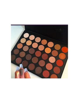 professional-35-color-eyeshadow-palette-earth-warm-color-shimmer-matte-eye-shadow-beauty-makeup-set by wish