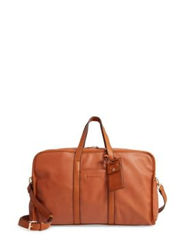 doxin-faux-leather-duffel-bag by sole-society