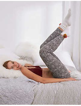aerie-waffle-sleep-legging by american-eagle-outfitters