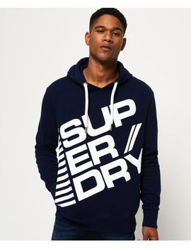 sports-diagonal-hoodie by superdry