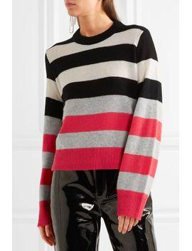 annika-striped-cashmere-sweater by rag-&-bone