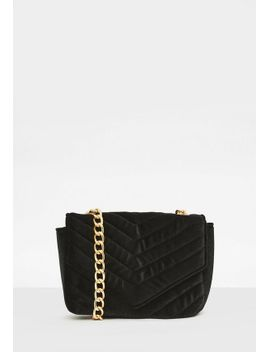 black-quilted-cross-body-bag by missguided