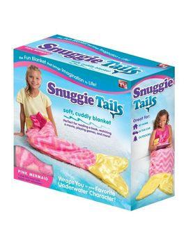 as-seen-on-tv-snuggie-tail-blanket---mermaid by as-seen-on-tv