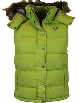 rrp-£75-new-designer-gerry-weber-green-ladies-gilet-bodywarmer--uk-16-debenhams by ebay-seller