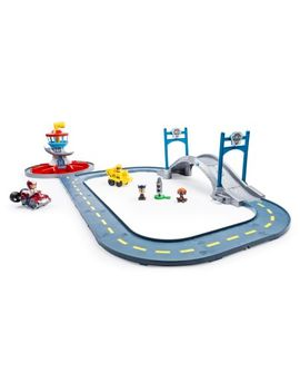 paw-patrol---launch-n-roll-lookout-tower-track-set by paw-patrol