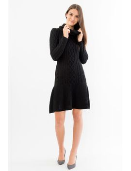 cowl-neck-fit-and-flare-dresscowl-neck-fit-and-flare-dress by suzy-shier