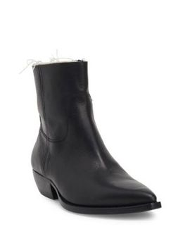 theo-volanat-leather-booties by saint-laurent
