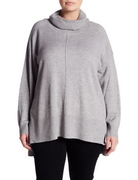 cowl-neck-pullover-sweater-(plus-size) by cable-&-gauge