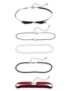 capelli-of-new-york-5-piece-choker-set by capelli-new-york