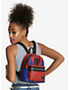loungefly-marvel-spider-man-suit-mini-backpack by boxlunch