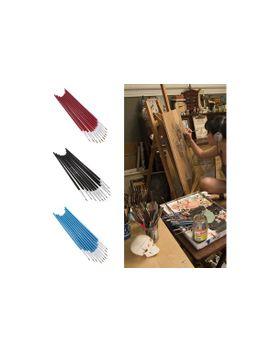 10pcs-nylon-hair-brush-hook-line-pen-artist-watercolor-acrylic-painting-drawing--sun by wish